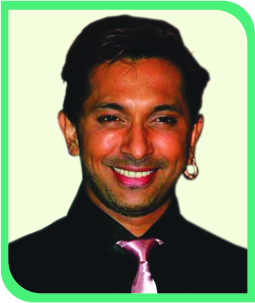Shri. Terence Lewis