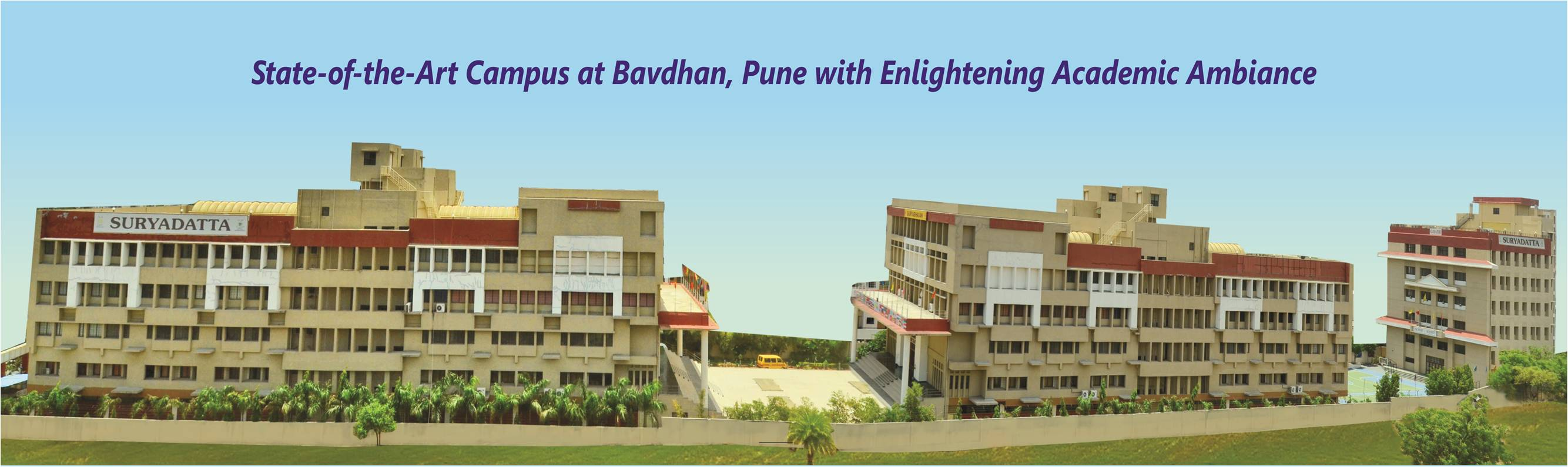 Suryadatta Group of Institutes Bavdhan