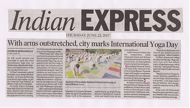 SuryadattaIndianExpress yogaDay min