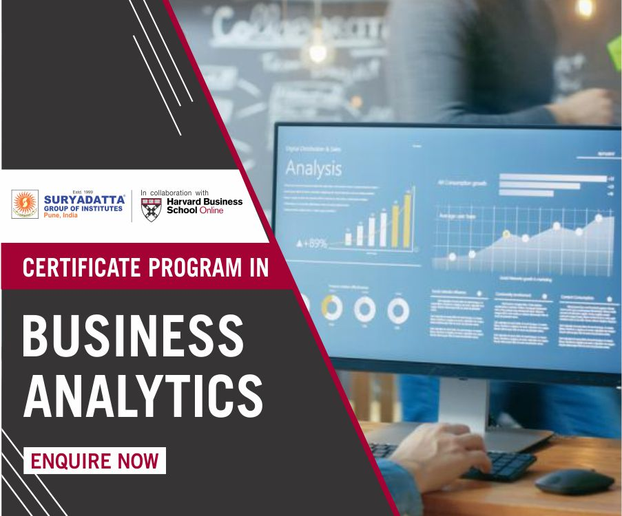 Suryadatta Business Analytics 1