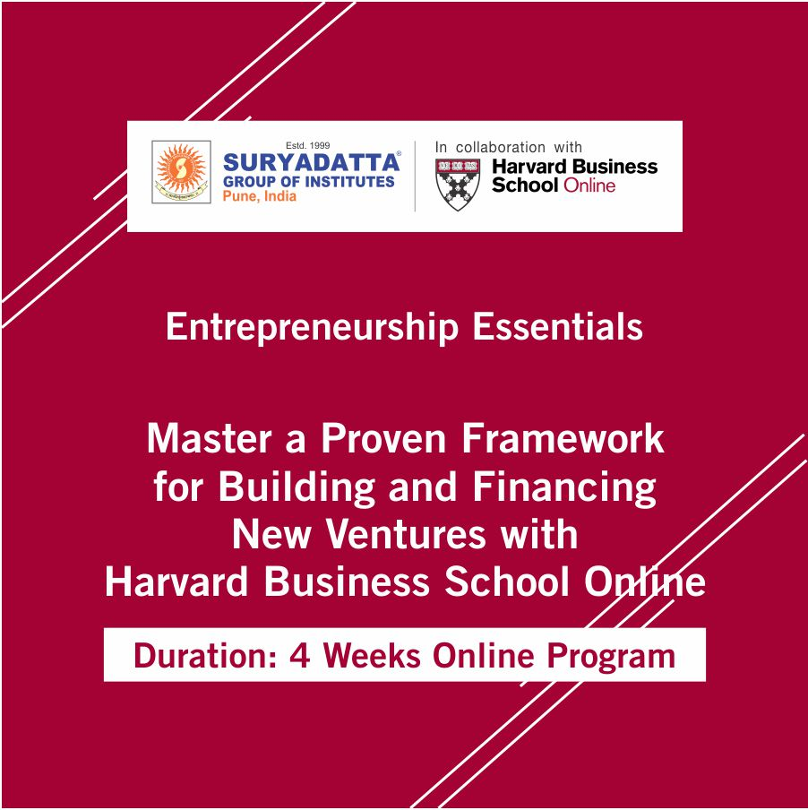 Suryadatta Entrepreneurship Essentials 2