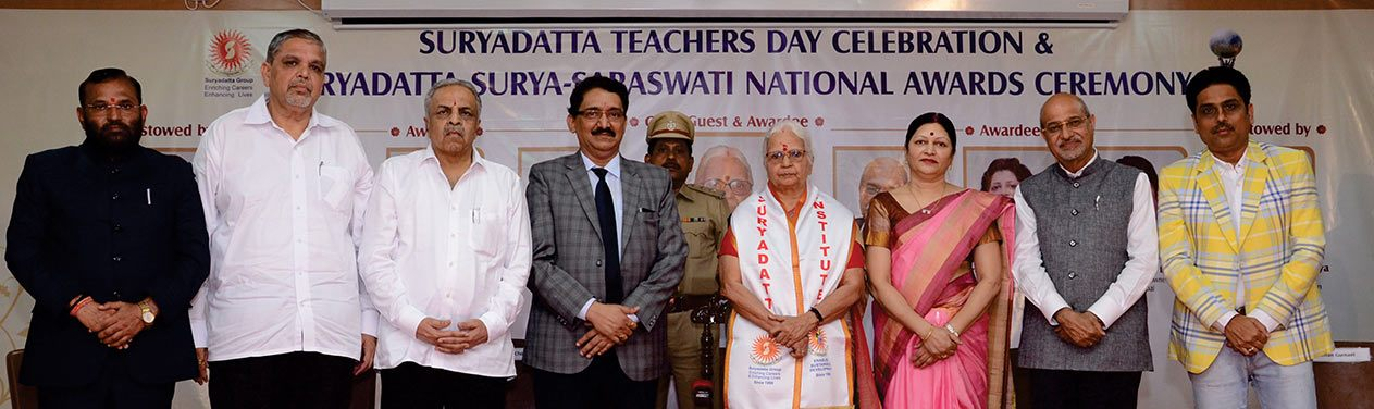 Suryadatta Teachers Day Celebration