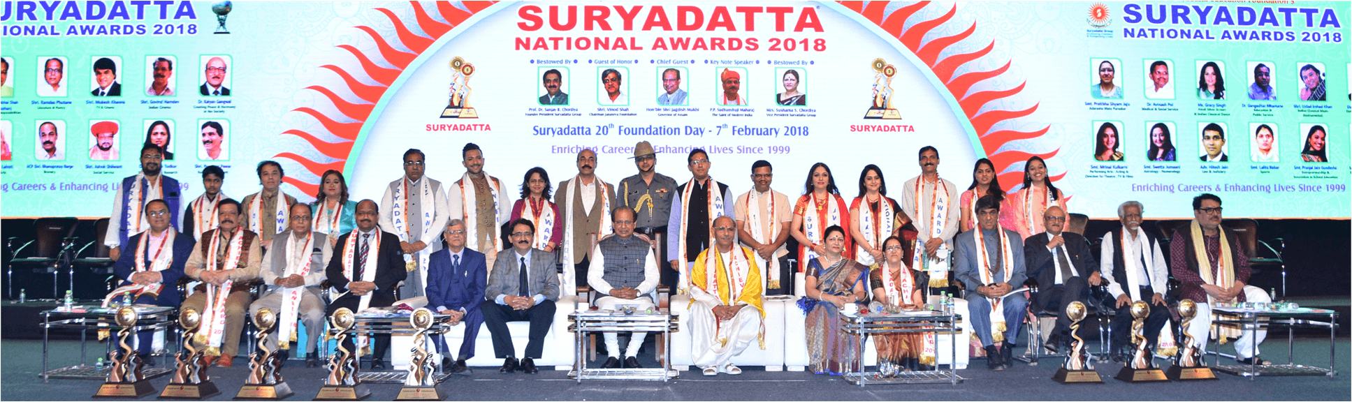Suryadatta National Awards 2018