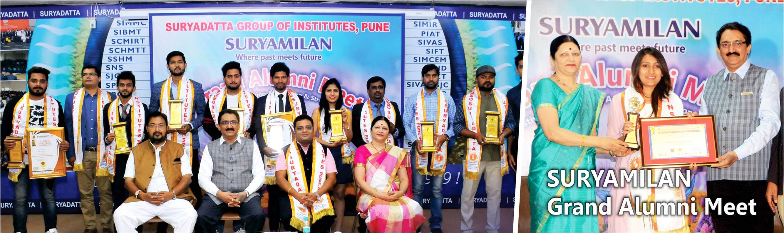Suryadatta Group of Institutes National Awards