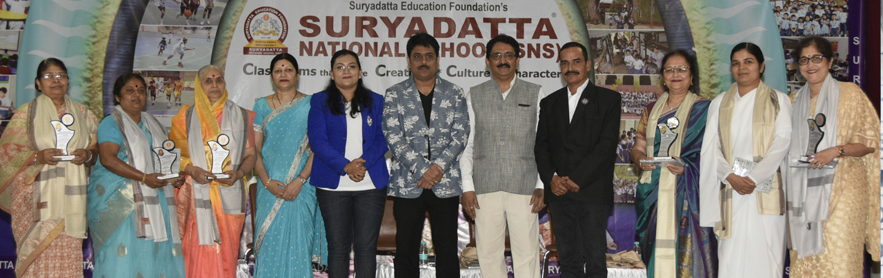 "A Global Symposium on ""Challenges of 21 Century"" was held at Suryadatta Educations Foundations Bavdhan Campus"